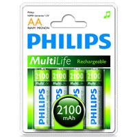 Philips Akku - Mignon AA (4) - R6B4A210/10 - R6B4A210/10