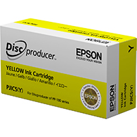 Epson Tinte PJIC5 Discproducer PP50/100 yellow