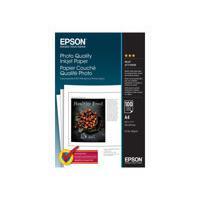 Epson Papier Photo Quality Inkjet Paper - C13S041061
