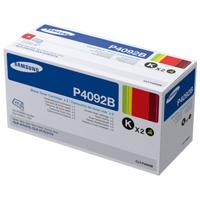 HP Toner für Samsung CLTP4092B 2pk Black