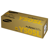 HP Toner für Samsung CLTY505L HYield Yellow