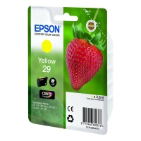 Epson Tinte 29 Claria Home XP235/332/335/432/435 yellow - Erdbeere