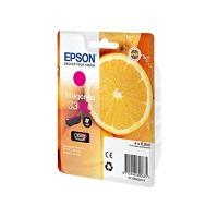 Epson Tinte 33XL Claria Premium XP350/630/635/830 magenta - Orange
