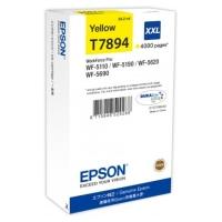 Epson Tinte 79XXL für WF5110DW/5620DWF/5190DW/5690DWF yellow XXL